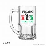 Caneca - Fígado total flex